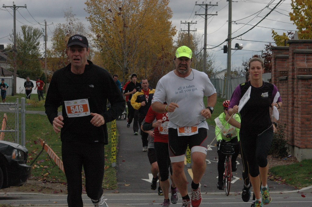 course pour défi santé 075