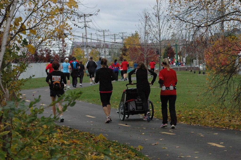 course pour défi santé 094