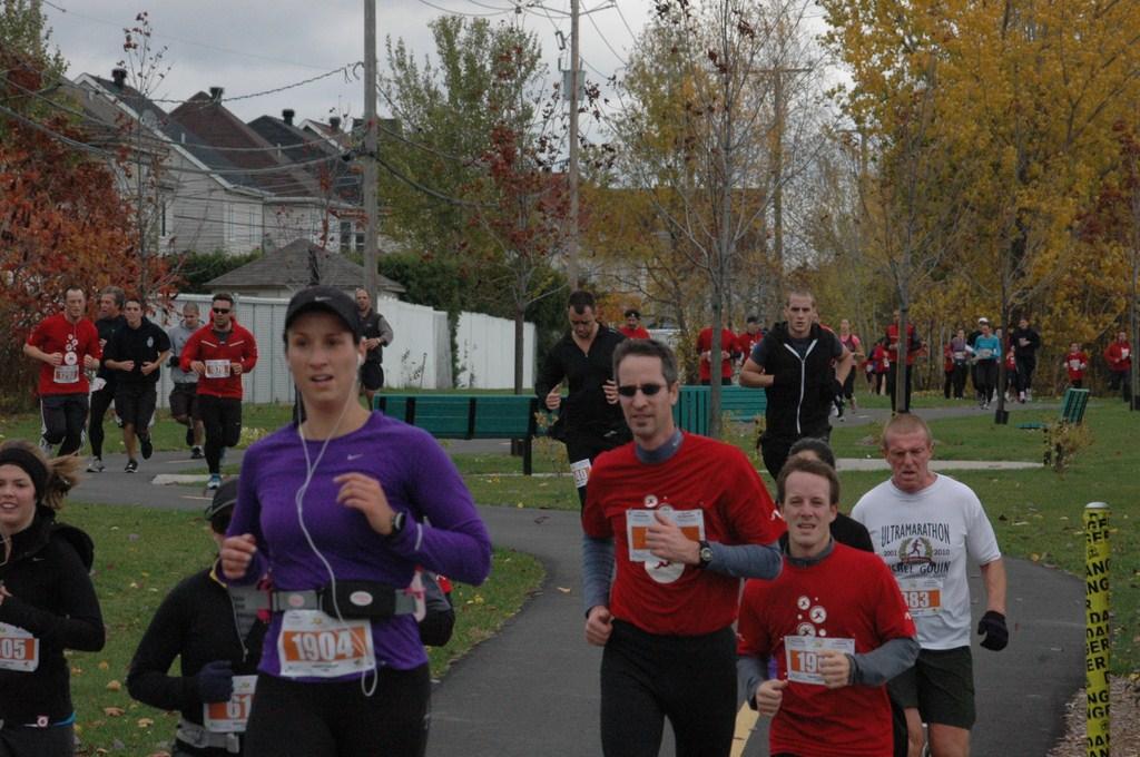 course pour défi santé 153
