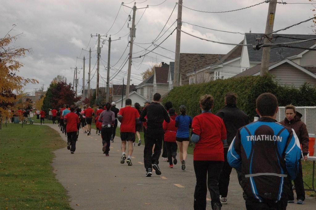 course pour défi santé 158