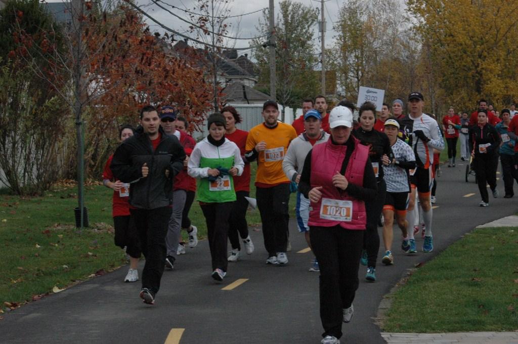 course pour défi santé 167
