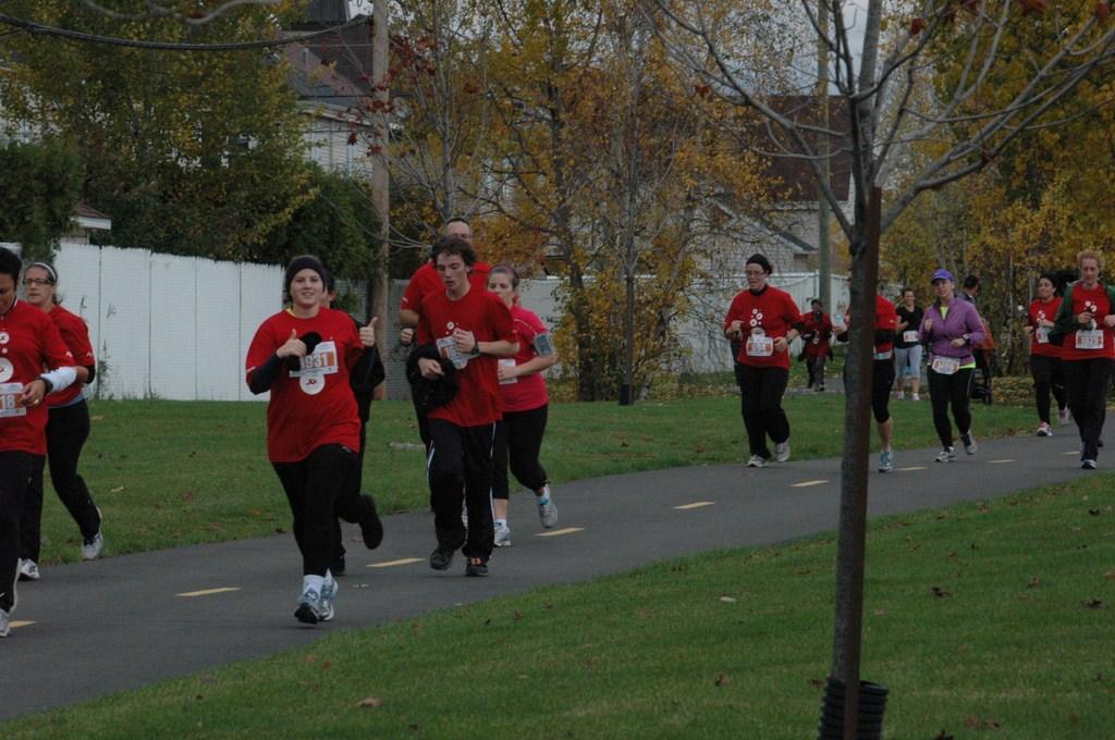 course pour défi santé 173