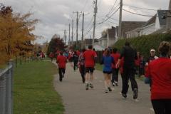 course pour défi santé 157